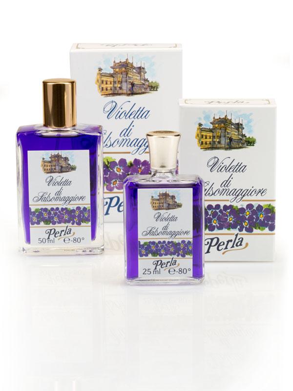 profumo violetta Perla Salsomaggiore Tripilon